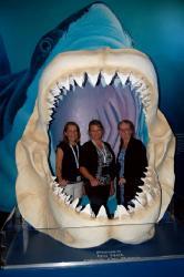 Banquet Night at the oregon Aquarium