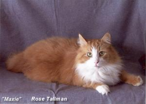 Rose Tallmab. Maxie