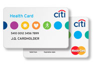Citibank Health Card